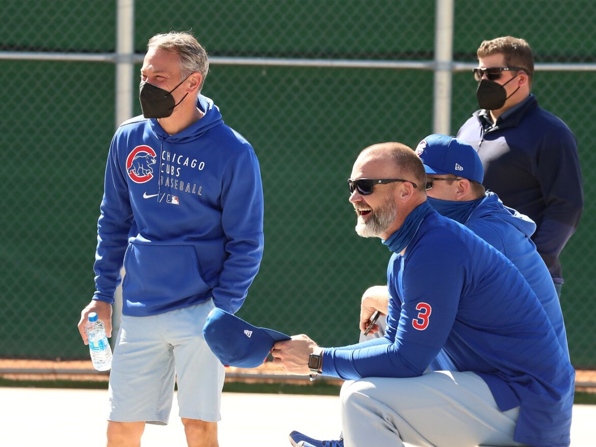 Projecting the Cubs' Opening Day 26-man roster