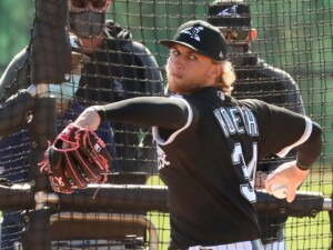 Michael Kopech at peace with life — and different role