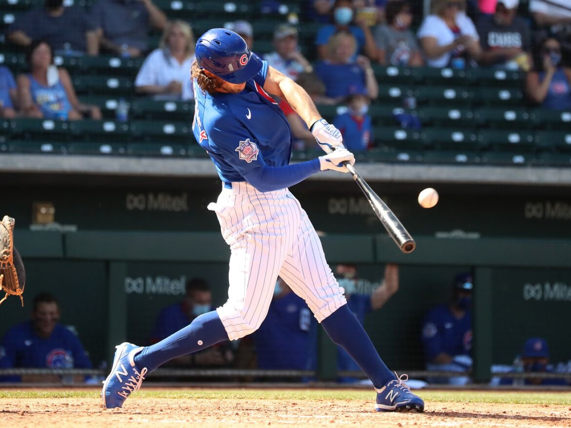 For Cubs' hitters, spring training is the perfect time for adjustments