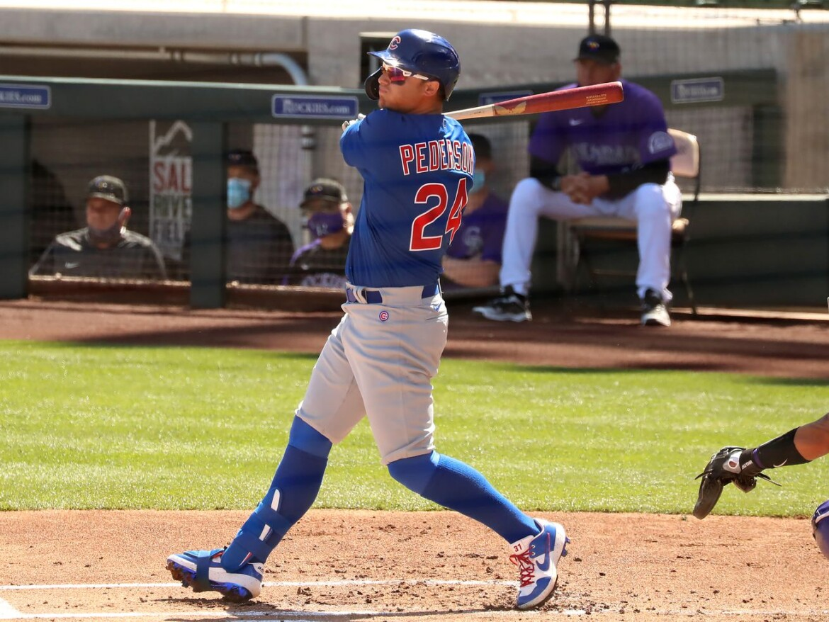 These four players have turned heads in Cubs camp. Who made the list?