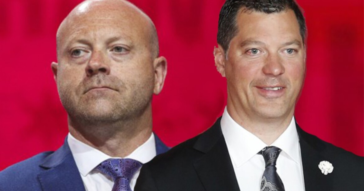 Stan Bowman, Bill Guerin to be in charge of U.S. men's Olympic hockey team