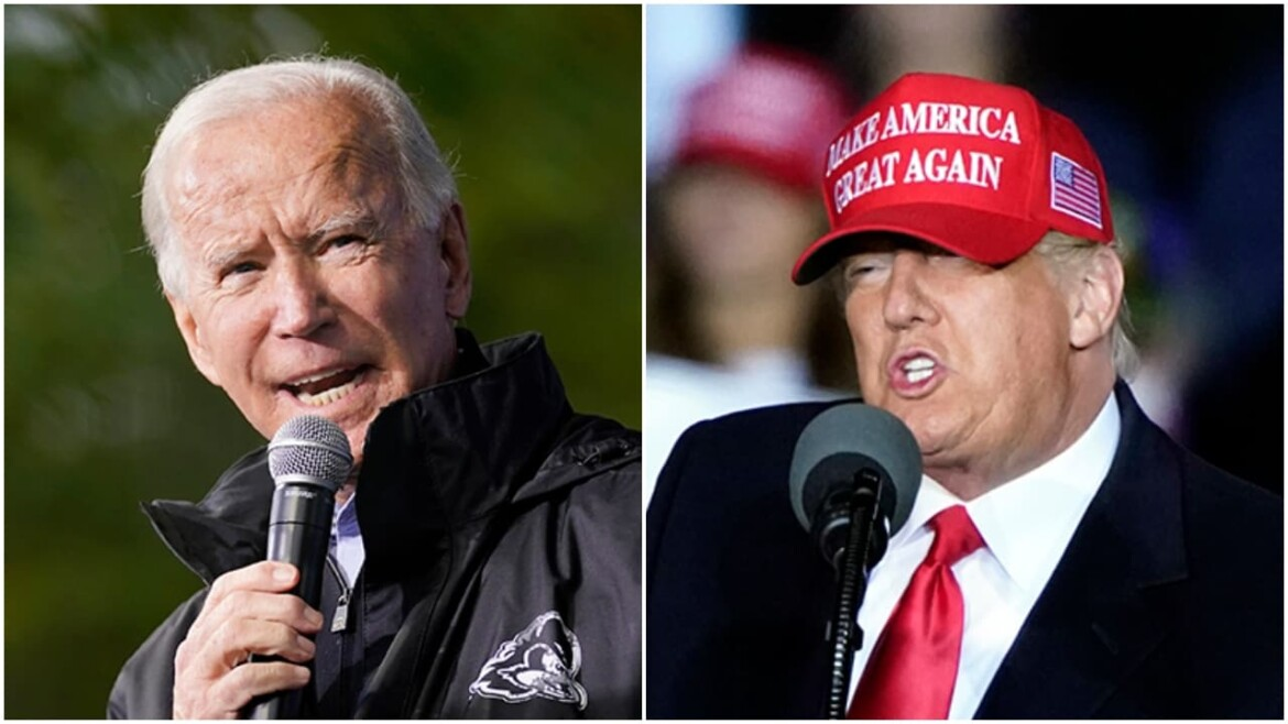 Ratcliffe: Biden so concerned with proving Trump wrong, he'll prove him right