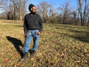 Black landowner digs in against land grab for oil pipeline
