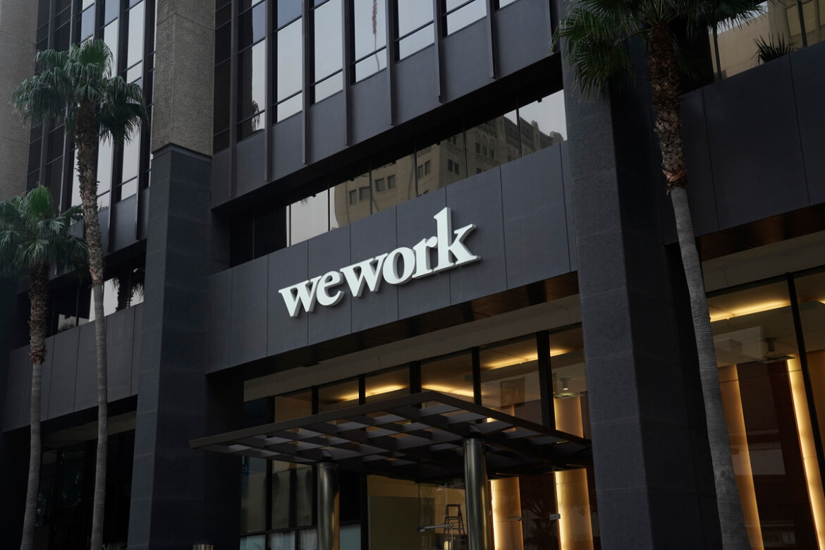 WeWork reportedly cuts deal to go public with SPAC