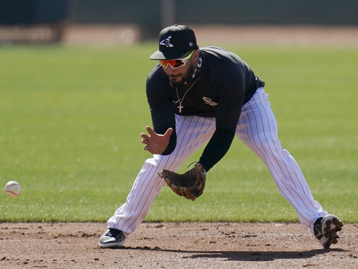 White Sox' Leury Garcia will try to avoid headfirst slides