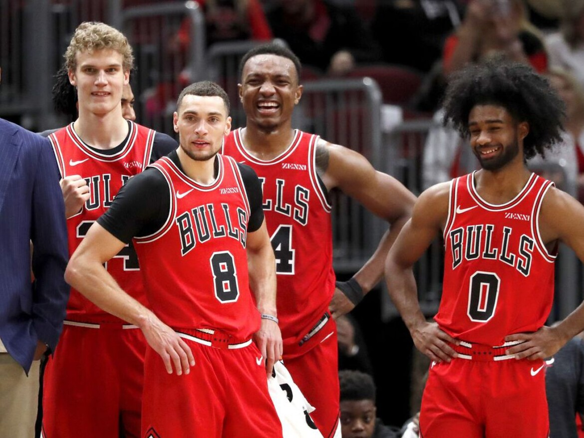 Bulls' Zach LaVine leaves the All-Star Game looking for a travel buddy