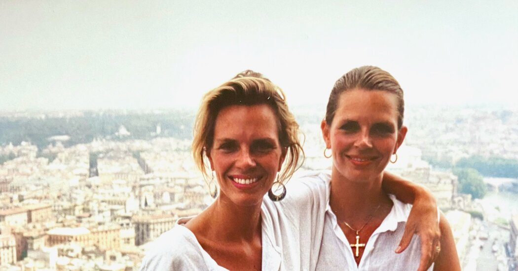 After Covid Upended a Dying Woman's Rome Dream, Her Twin Stepped In