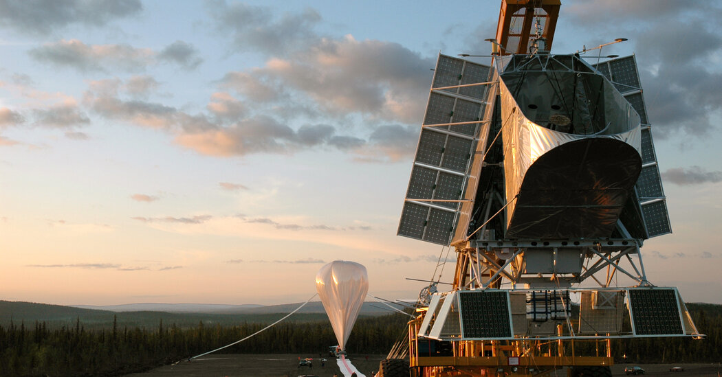 Test Flight for Sunlight-Blocking Research Is Canceled