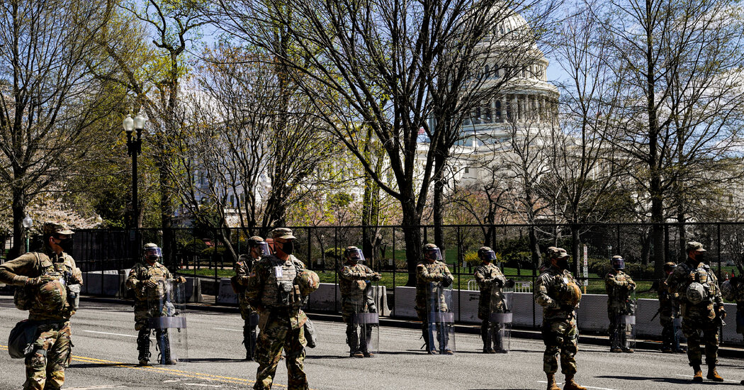 What We Know And Don't Know About the Attack at the U.S. Capitol