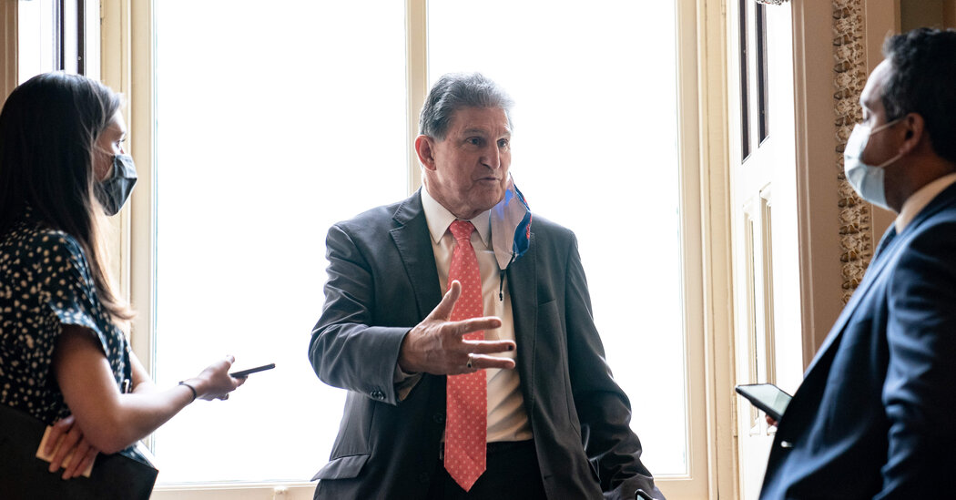 Manchin Says He Will Never Back Weakening Filibuster