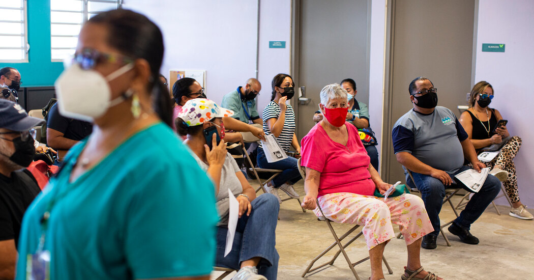 Puerto Rico Adults to Be Eligible for Covid Vaccine on Monday