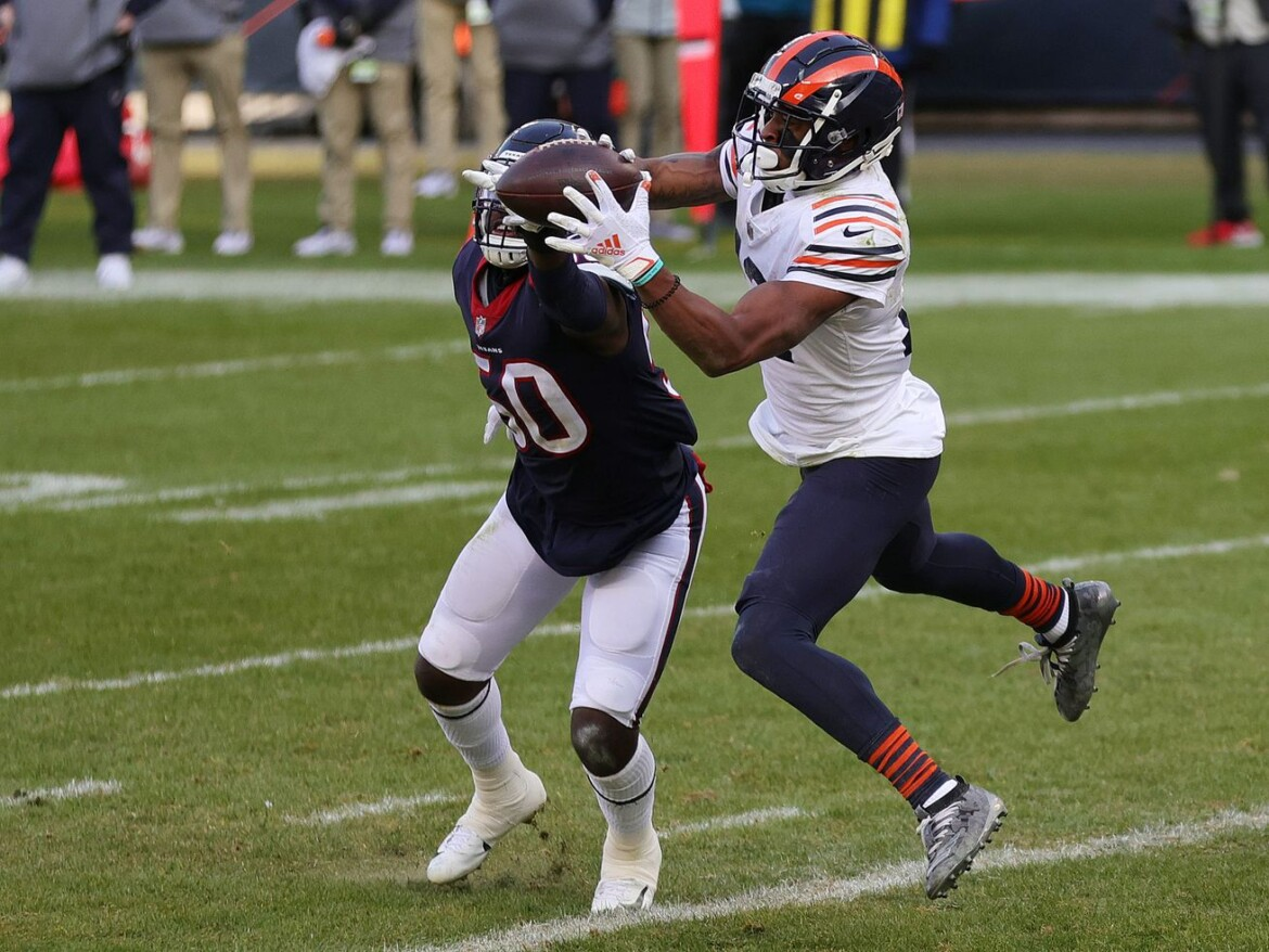 Bears' Allen Robinson 'in a good place' for 2021
