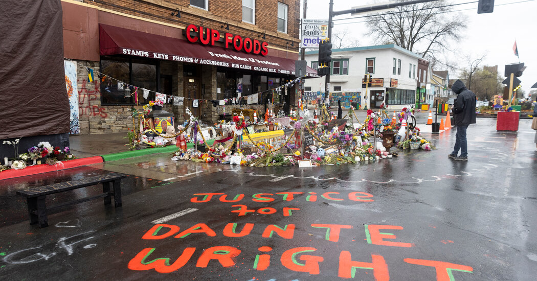 What to Know About the Killing of Daunte Wright