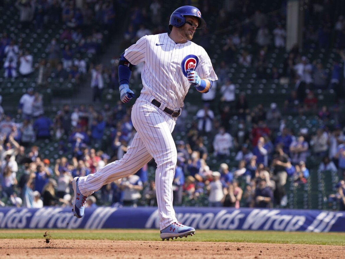 Cubs' offensive approach stands out in series win over the Pirates