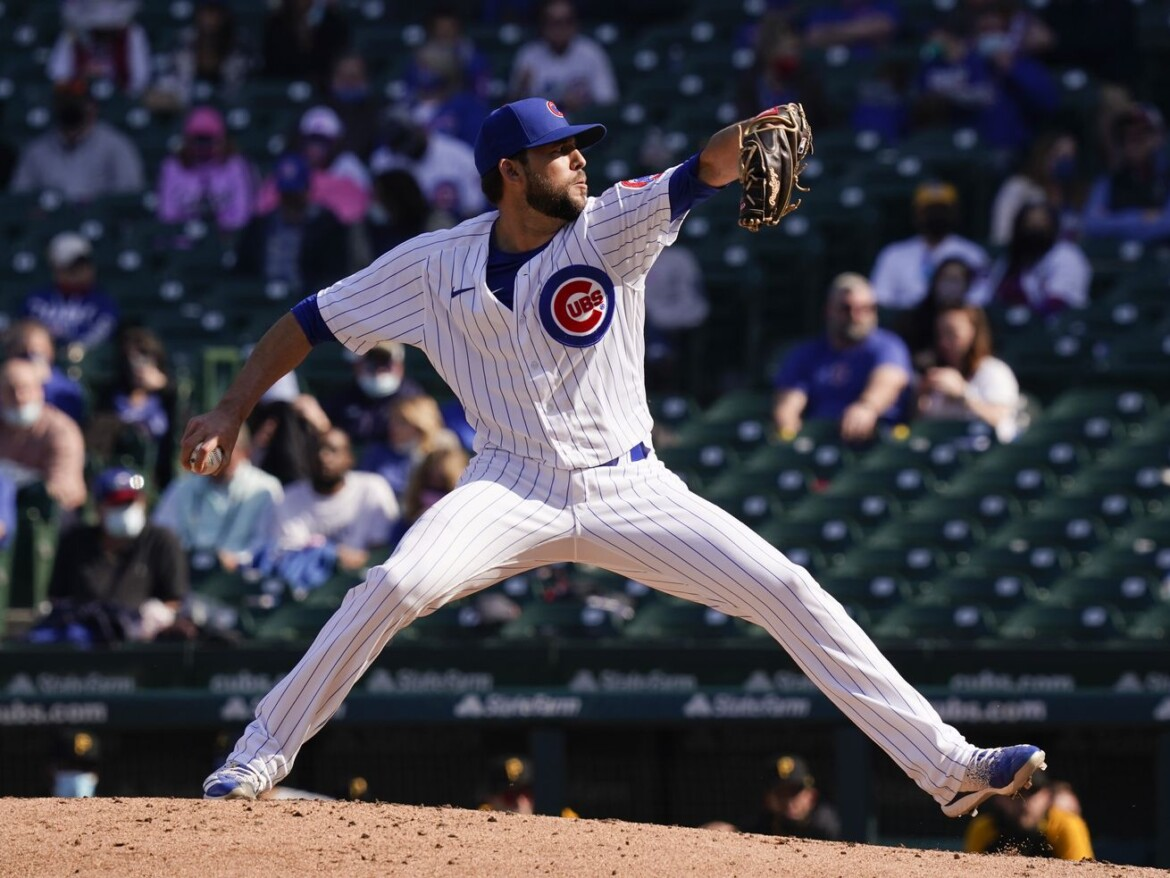 MLB suspends Cubs reliever Ryan Tepera and manager David Ross following Brewers incident