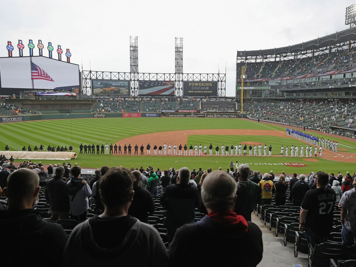 """""""Virtually"""" entire White Sox traveling party receives COVID-19 vaccine"""