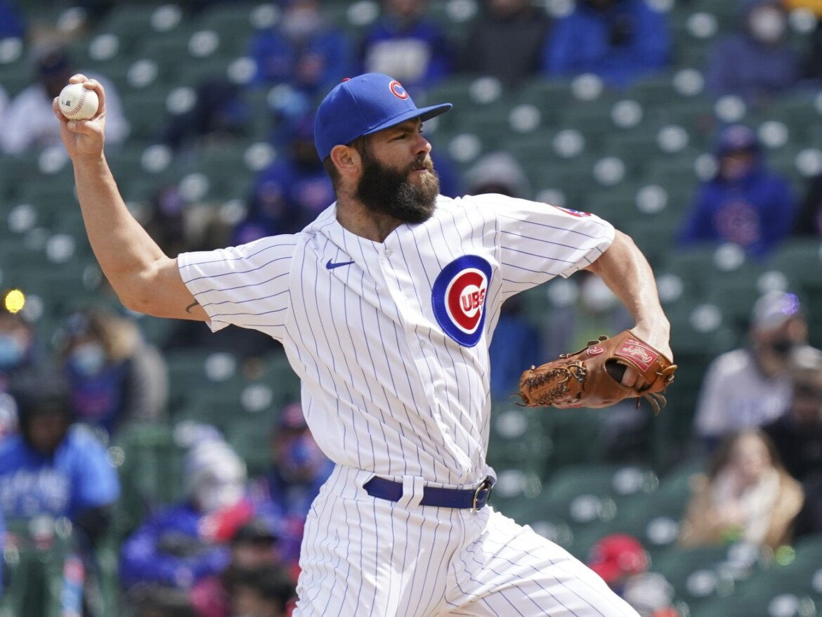 Jake Arrieta's second stint with Cubs off to strong start