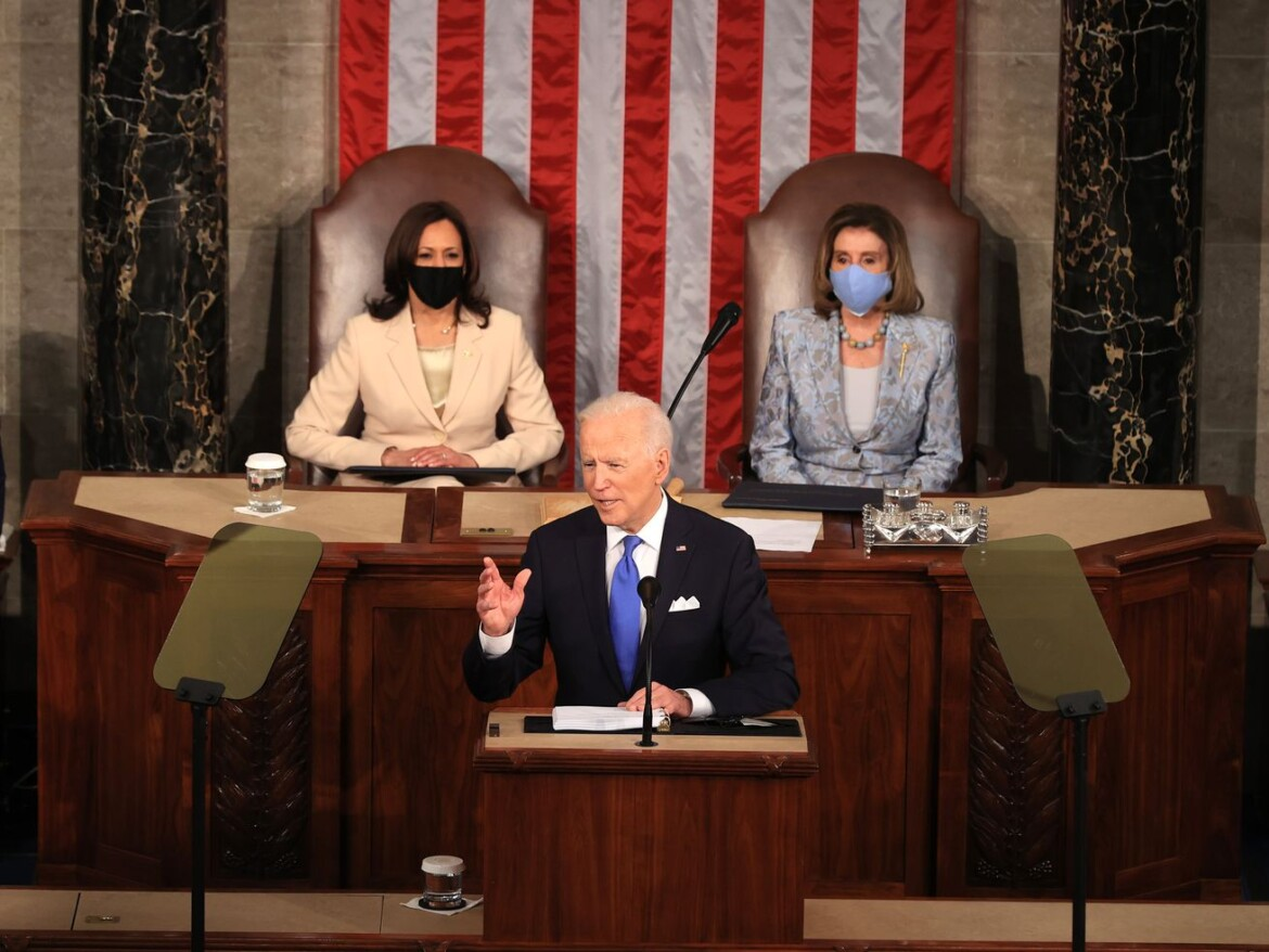 Speech text, Biden's first address to Congress: 'America is on the move again'