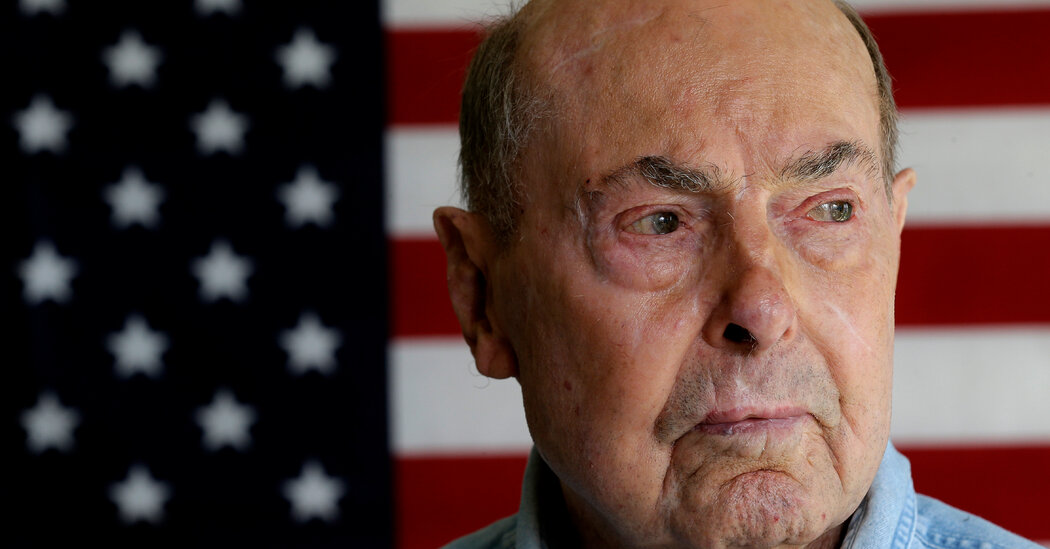 Ray Lambert, an American Hero on D-Day, Dies at 100