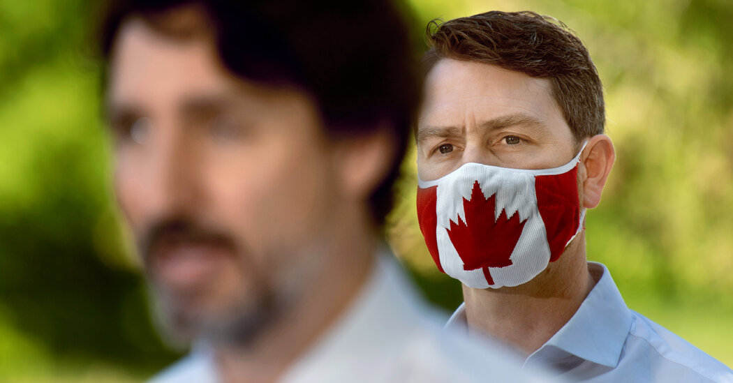 Who Leaked a Nude Image of a Canadian Lawmaker? His Colleagues Want to Know.