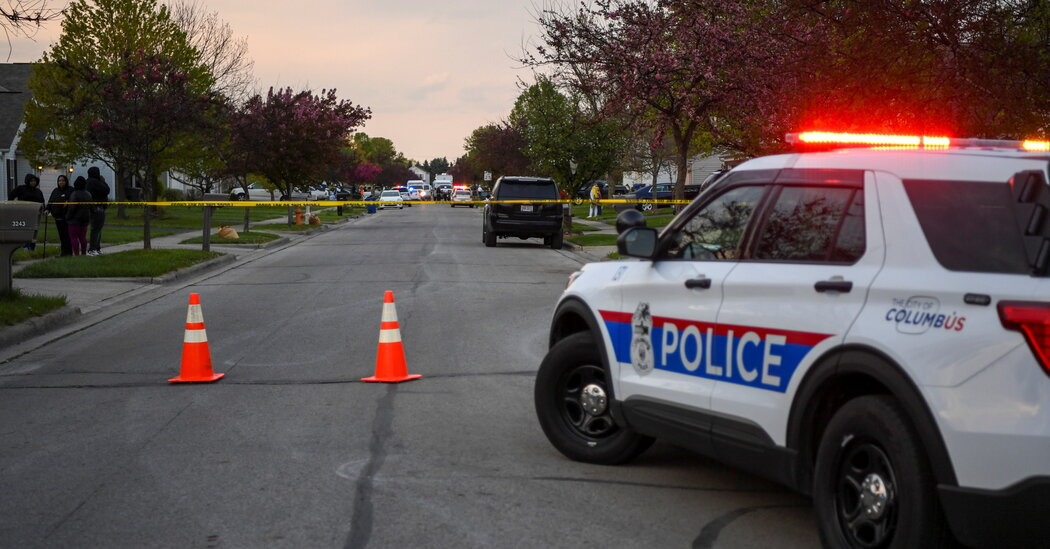 Teenage Girl Is Fatally Shot by the Police in Columbus, Officials Say