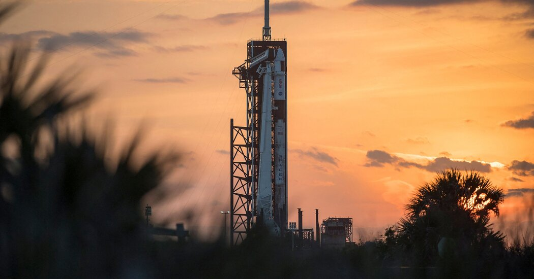 SpaceX Falcon 9 Crew-2 Rocket Launch: How to Watch
