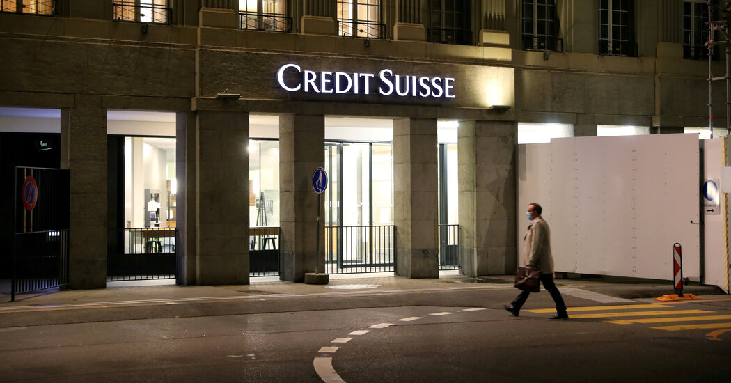 Justice Dept. Asked to Examine Whether Swiss Bank Kept Helping Tax Dodgers