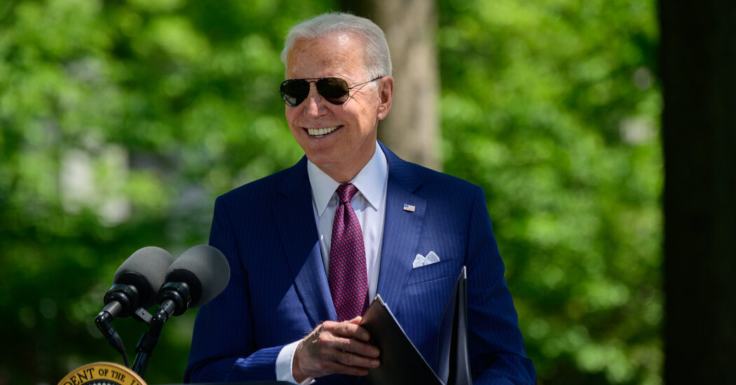 Biden's Plans Total $6 Trillion. Here's a Guide.