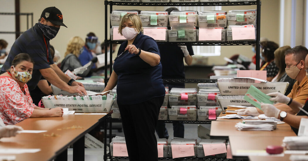 With Florida Bill, Republicans Continue Unrelenting Push to Restrict Voting