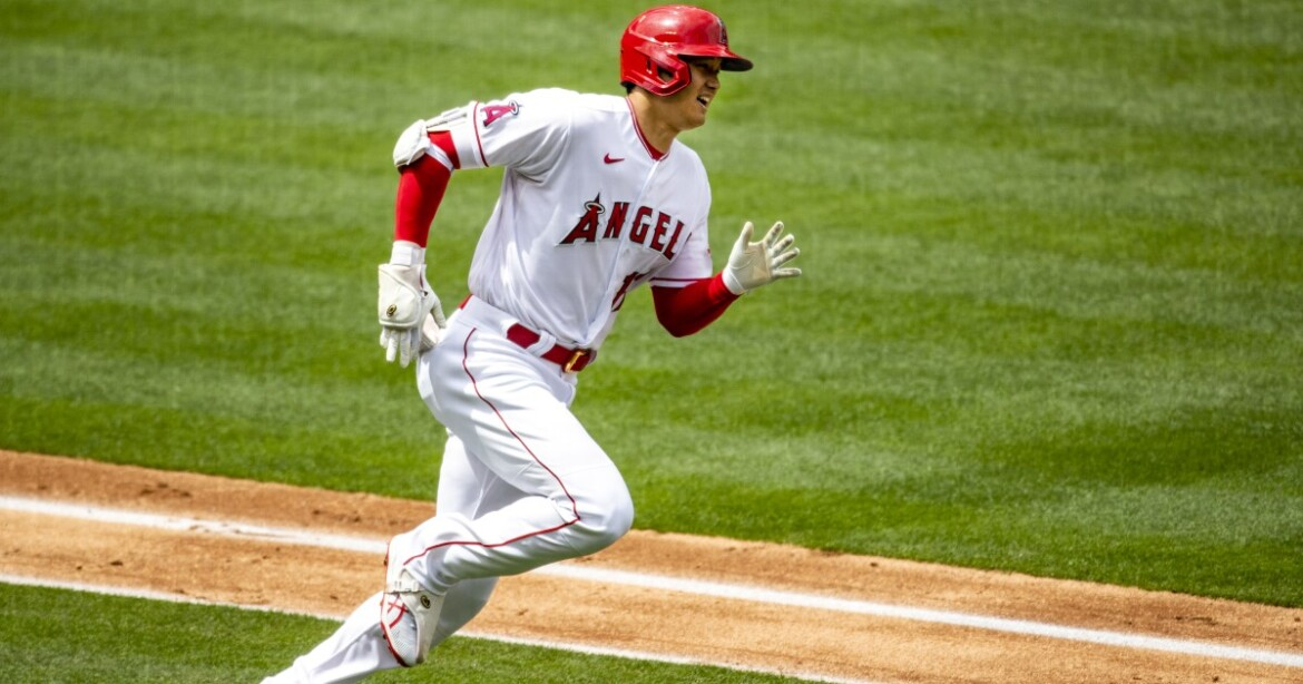 Multiple Angels homer, but let Rangers take game with late rally
