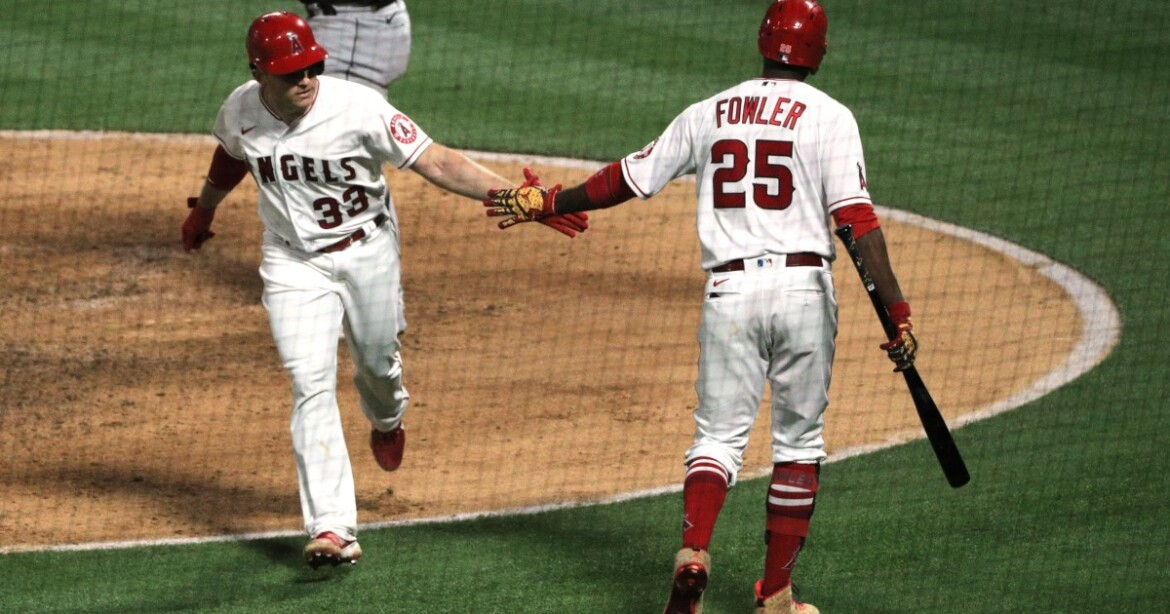 Angels open season with energetic win over White Sox