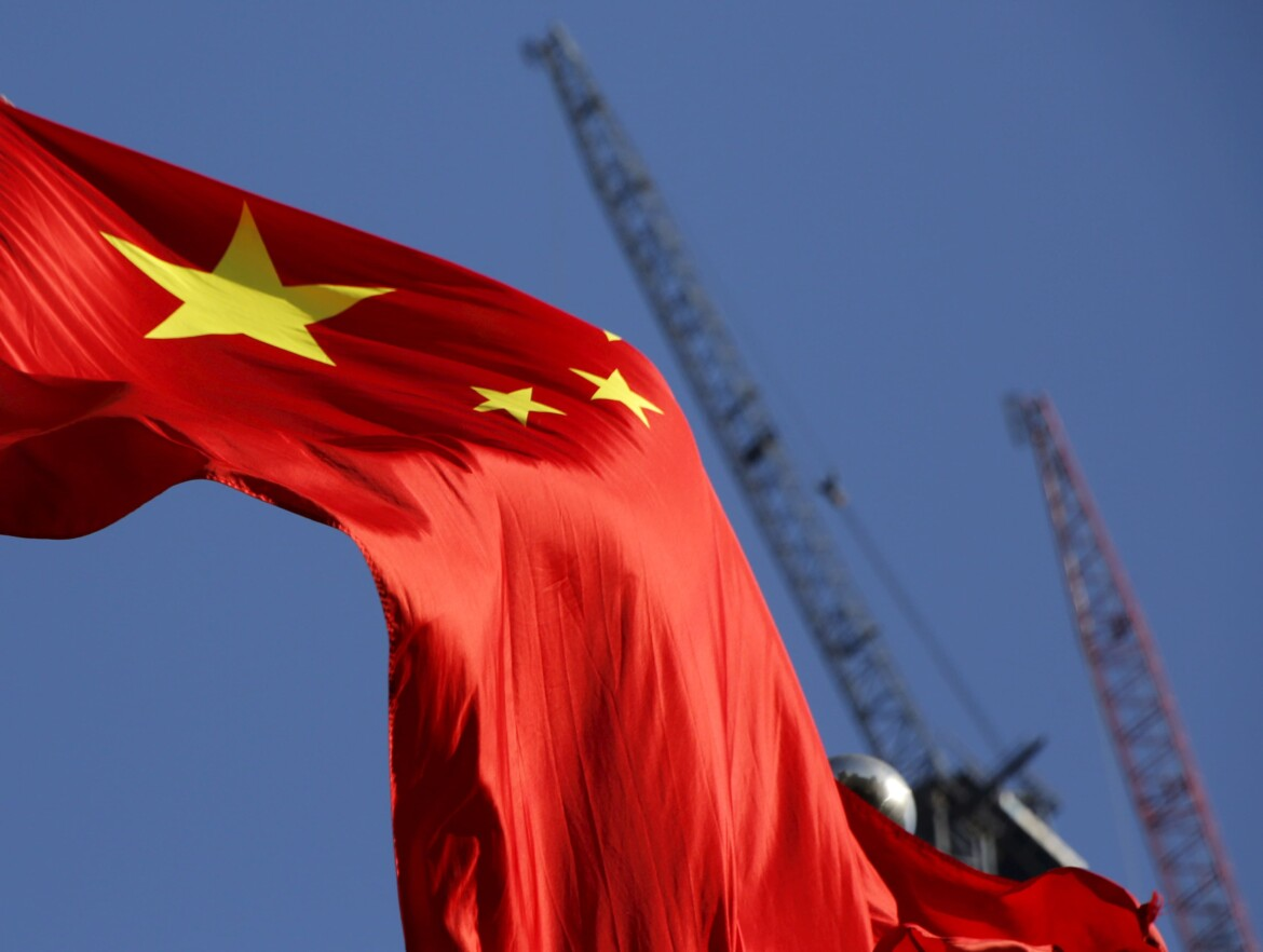 China 'increasingly is a near-peer competitor' to the U.S., intelligence report says
