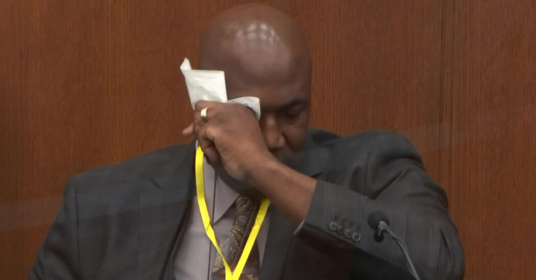 'He Showed Us How to Treat Our Mom,' George Floyd's Brother Breaks Down During Testimony.