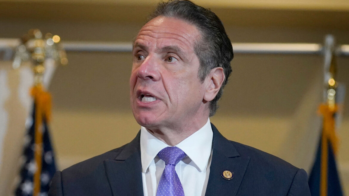 Cuomo denies inappropriately touching aides amid mounting pressure over harassment allegations
