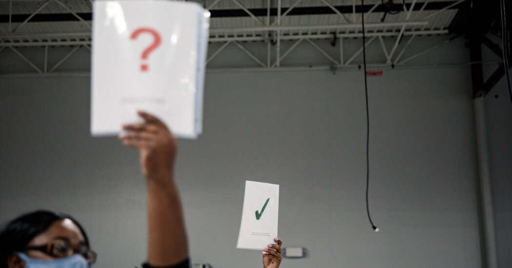 Georgia's New Law, and the Risk of Election Subversion