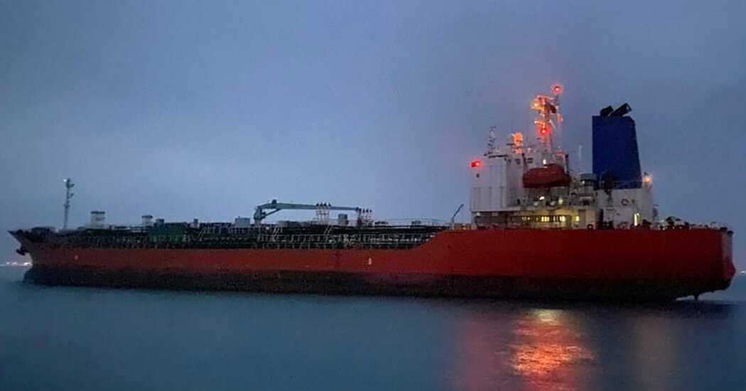 Iran Releases South Korean Oil Tanker