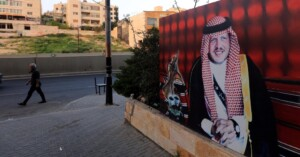 Royal Rivalry Bares Social Tensions Behind Jordan's Stable Veneer