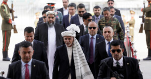 Ashraf Ghani, Afghanistan's President, Has Little Sway Over Its Future