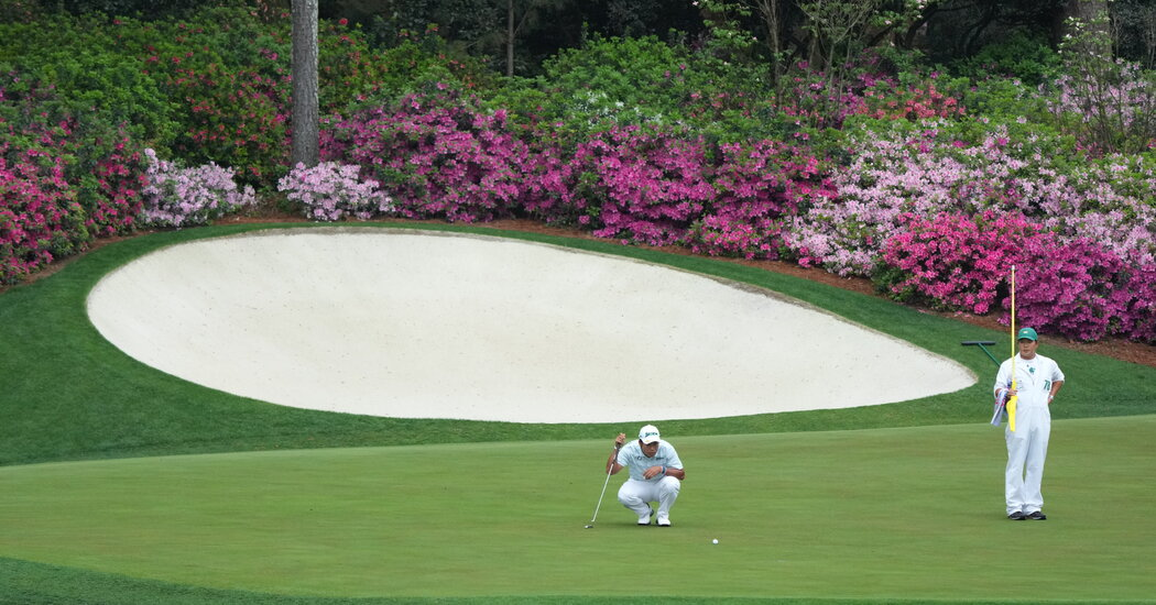What Channel Is the Masters On? How to Watch and Stream It