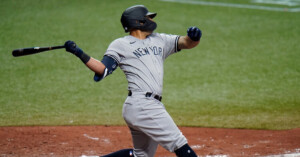Yankees Finally Get Past Rays With Four-Run Tenth