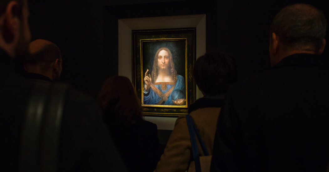 A Clash of Wills Keeps a Leonardo Masterpiece Hidden