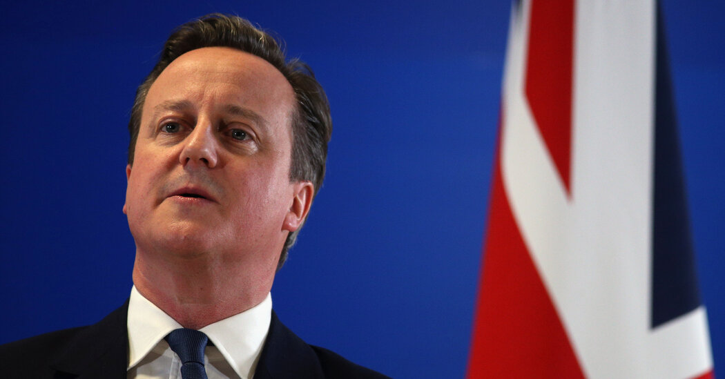 David Cameron Faces Inquiry Into His Dealings With Greensill