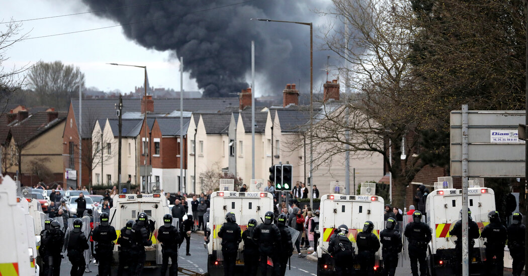 The Ghosts of Northern Ireland's Troubles Are Back. What's Going On?