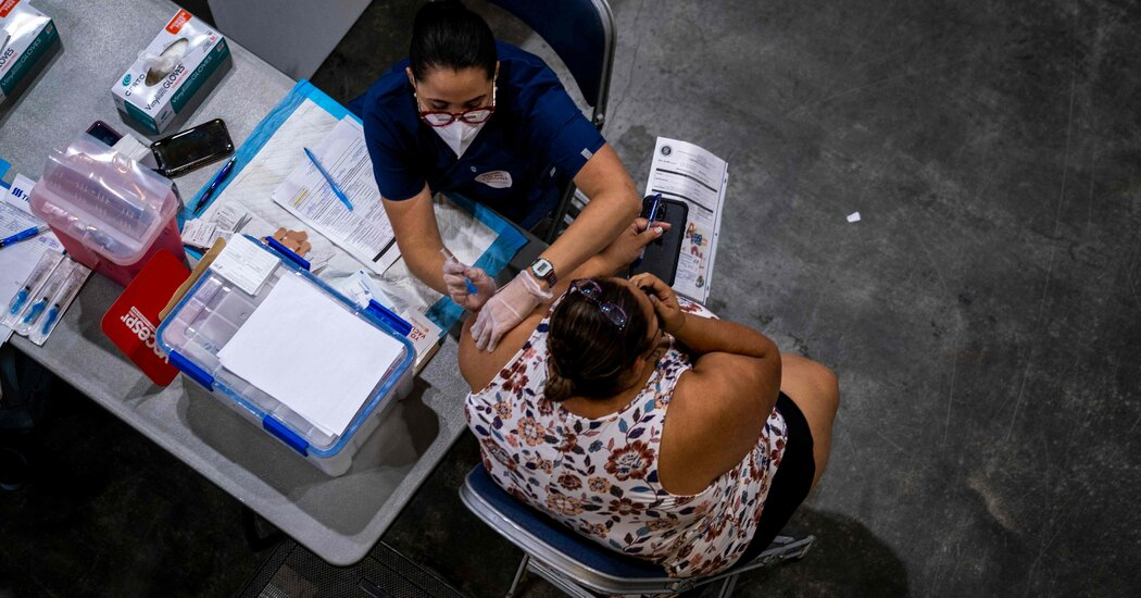Pause in Vaccinations Leads to Canceled Appointments Across States
