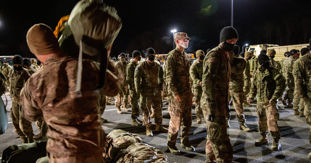 Biden to Withdraw All Combat Troops From Afghanistan by Sept. 11