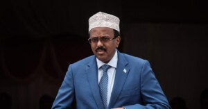 Somalia's President Extends Term by Two Years, Drawing Condemnation
