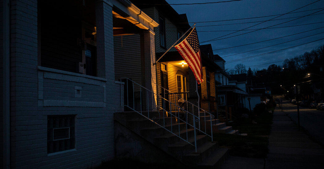 The Afghanistan War Is Ending. A Pennsylvania Town Exhales.