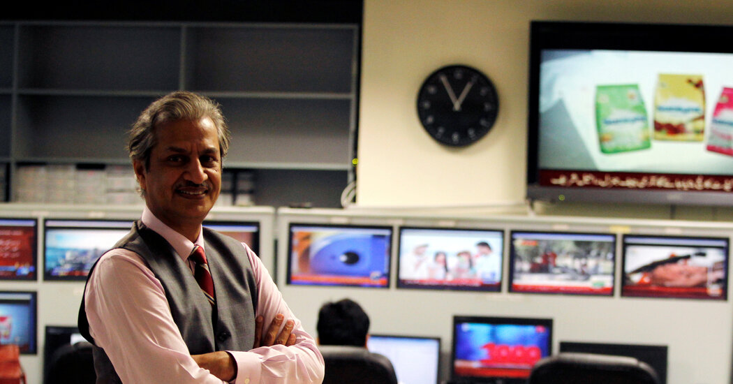 Pakistani Journalist Is Shot After Criticizing the Military