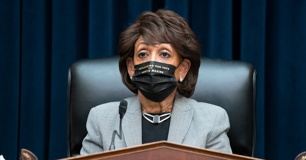 House Minority Leader Kevin McCarthy Moves to Force a Vote to Censure Maxine Waters.