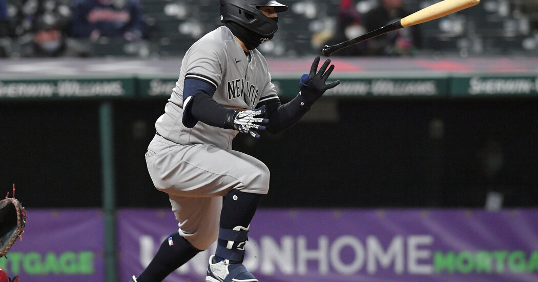 Yankees Finally Look Like the Yankees in Win Over Cleveland
